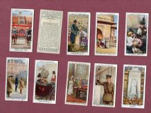 Tobacco card cigarette cards British royalty, King George V  1935 set